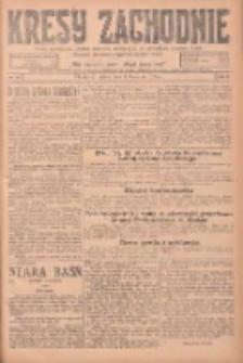 Kresy Zachodnie: pismo poświęcone obronie interesów narodowych na zachodnich ziemiach Polski 1925.04.03 R.3 Nr77