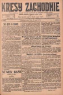 Kresy Zachodnie: pismo poświęcone obronie interesów narodowych na zachodnich ziemiach Polski 1925.05.01 R.3 Nr100