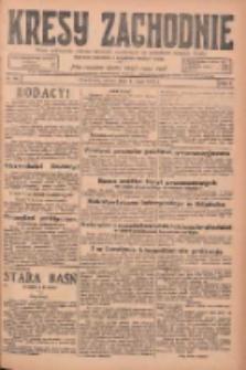 Kresy Zachodnie: pismo poświęcone obronie interesów narodowych na zachodnich ziemiach Polski 1925.05.02 R.3 Nr101