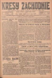 Kresy Zachodnie: pismo poświęcone obronie interesów narodowych na zachodnich ziemiach Polski 1925.05.06 R.3 Nr104