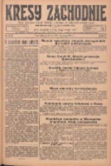 Kresy Zachodnie: pismo poświęcone obronie interesów narodowych na zachodnich ziemiach Polski 1925.05.10 R.3 Nr108