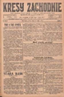 Kresy Zachodnie: pismo poświęcone obronie interesów narodowych na zachodnich ziemiach Polski 1925.05.15 R.3 Nr112