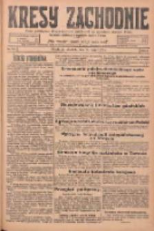 Kresy Zachodnie: pismo poświęcone obronie interesów narodowych na zachodnich ziemiach Polski 1925.05.17 R.3 Nr114