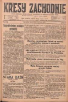Kresy Zachodnie: pismo poświęcone obronie interesów narodowych na zachodnich ziemiach Polski 1925.05.19 R.3 Nr115