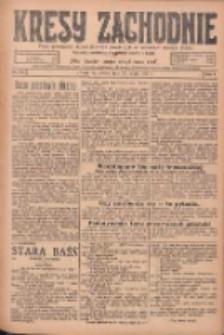 Kresy Zachodnie: pismo poświęcone obronie interesów narodowych na zachodnich ziemiach Polski 1925.05.23 R.3 Nr118