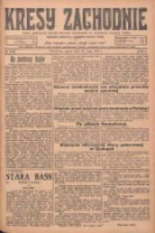 Kresy Zachodnie: pismo poświęcone obronie interesów narodowych na zachodnich ziemiach Polski 1925.05.29 R.3 Nr123