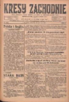 Kresy Zachodnie: pismo poświęcone obronie interesów narodowych na zachodnich ziemiach Polski 1925.06.03 R.3 Nr126