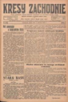 Kresy Zachodnie: pismo poświęcone obronie interesów narodowych na zachodnich ziemiach Polski 1925.06.05 R.3 Nr128