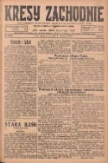 Kresy Zachodnie: pismo poświęcone obronie interesów narodowych na zachodnich ziemiach Polski 1925.06.06 R.3 Nr129