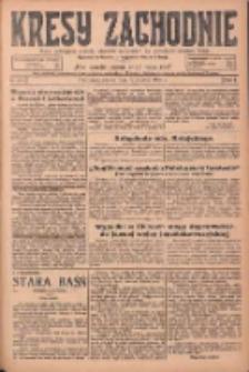 Kresy Zachodnie: pismo poświęcone obronie interesów narodowych na zachodnich ziemiach Polski 1925.06.09 R.3 Nr131