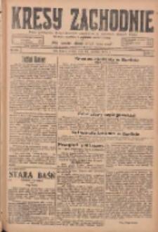 Kresy Zachodnie: pismo poświęcone obronie interesów narodowych na zachodnich ziemiach Polski 1925.06.13 R.3 Nr134