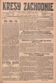 Kresy Zachodnie: pismo poświęcone obronie interesów narodowych na zachodnich ziemiach Polski 1925.06.24 R.3 Nr143