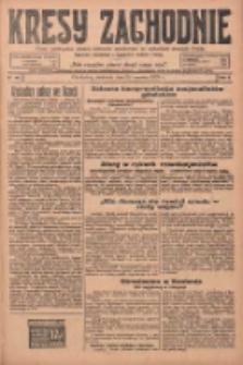 Kresy Zachodnie: pismo poświęcone obronie interesów narodowych na zachodnich ziemiach Polski 1925.06.28 R.3 Nr147