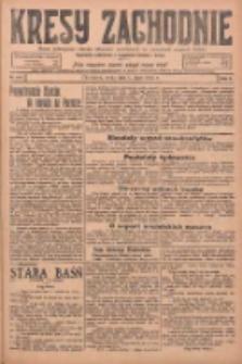 Kresy Zachodnie: pismo poświęcone obronie interesów narodowych na zachodnich ziemiach Polski 1925.07.01 R.3 Nr148