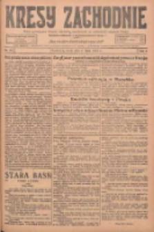 Kresy Zachodnie: pismo poświęcone obronie interesów narodowych na zachodnich ziemiach Polski 1925.07.08 R.3 Nr154
