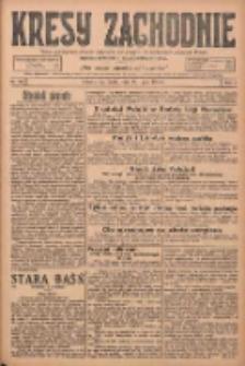 Kresy Zachodnie: pismo poświęcone obronie interesów narodowych na zachodnich ziemiach Polski 1925.07.29 R.3 Nr172
