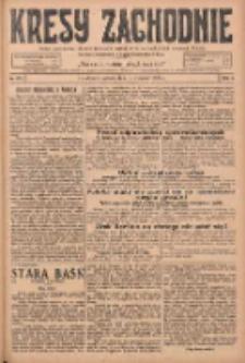 Kresy Zachodnie: pismo poświęcone obronie interesów narodowych na zachodnich ziemiach Polski 1925.08.01 R.3 Nr175