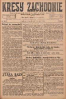 Kresy Zachodnie: pismo poświęcone obronie interesów narodowych na zachodnich ziemiach Polski 1925.08.06 R.3 Nr179
