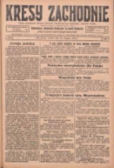 Kresy Zachodnie: pismo poświęcone obronie interesów narodowych na zachodnich ziemiach Polski 1925.08.26 R.3 Nr195