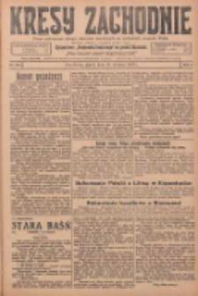 Kresy Zachodnie: pismo poświęcone obronie interesów narodowych na zachodnich ziemiach Polski 1925.08.28 R.3 Nr197