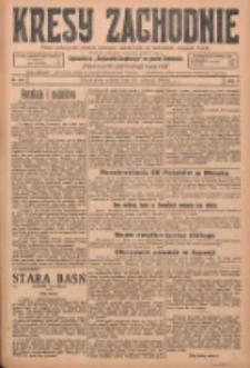 Kresy Zachodnie: pismo poświęcone obronie interesów narodowych na zachodnich ziemiach Polski 1925.08.29 R.3 Nr198