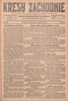 Kresy Zachodnie: pismo poświęcone obronie interesów narodowych na zachodnich ziemiach Polski 1925.09.01 R.3 Nr200