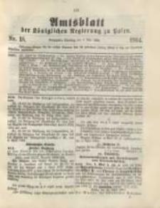 Amtsblatt der Königlichen Regierung zu Posen.1904.05.03 Nr.18