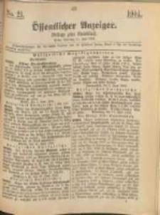 Oeffentlicher Anzeiger. 1904.06.21 Nro.25