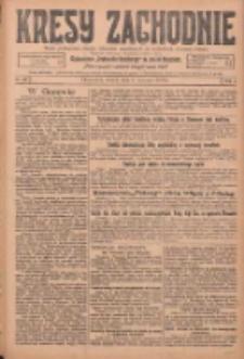 Kresy Zachodnie: pismo poświęcone obronie interesów narodowych na zachodnich ziemiach Polski 1925.09.08 R.3 Nr206