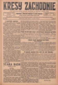 Kresy Zachodnie: pismo poświęcone obronie interesów narodowych na zachodnich ziemiach Polski 1925.09.09 R.3 Nr207