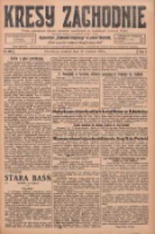 Kresy Zachodnie: pismo poświęcone obronie interesów narodowych na zachodnich ziemiach Polski 1925.09.10 R.3 Nr208