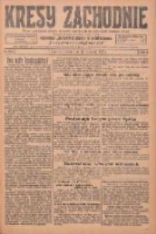 Kresy Zachodnie: pismo poświęcone obronie interesów narodowych na zachodnich ziemiach Polski 1925.09.19 R.3 Nr215