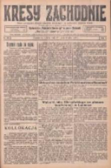 Kresy Zachodnie: pismo poświęcone obronie interesów narodowych na zachodnich ziemiach Polski 1925.10.17 R.3 Nr239