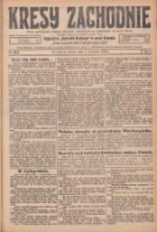 Kresy Zachodnie: pismo poświęcone obronie interesów narodowych na zachodnich ziemiach Polski 1925.11.03 R.3 Nr253