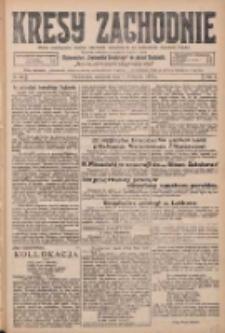 Kresy Zachodnie: pismo poświęcone obronie interesów narodowych na zachodnich ziemiach Polski 1925.11.05 R.3 Nr255