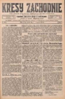Kresy Zachodnie: pismo poświęcone obronie interesów narodowych na zachodnich ziemiach Polski 1925.11.07 R.3 Nr257