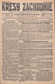 Kresy Zachodnie: pismo poświęcone obronie interesów narodowych na zachodnich ziemiach Polski 1925.11.08 R.3 Nr258