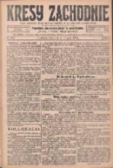 Kresy Zachodnie: pismo poświęcone obronie interesów narodowych na zachodnich ziemiach Polski 1925.11.14 R.3 Nr263