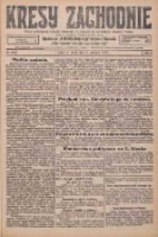 Kresy Zachodnie: pismo poświęcone obronie interesów narodowych na zachodnich ziemiach Polski 1925.12.02 R.3 Nr278