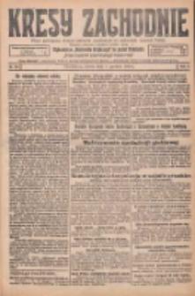 Kresy Zachodnie: pismo poświęcone obronie interesów narodowych na zachodnich ziemiach Polski 1925.12.05 R.3 Nr281