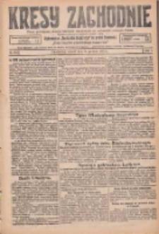Kresy Zachodnie: pismo poświęcone obronie interesów narodowych na zachodnich ziemiach Polski 1925.12.08 R.3 Nr283