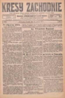 Kresy Zachodnie: pismo poświęcone obronie interesów narodowych na zachodnich ziemiach Polski 1925.12.10 R.3 Nr284