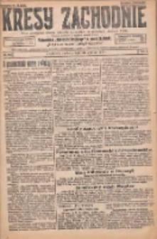 Kresy Zachodnie: pismo poświęcone obronie interesów narodowych na zachodnich ziemiach Polski 1925.12.20 R.3 Nr293