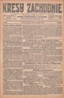 Kresy Zachodnie: pismo poświęcone obronie interesów narodowych na zachodnich ziemiach Polski 1925.12.23 R.3 Nr295