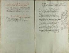 Ad reverendissimum dominum Petrum Tomicium episcopum Cracoviensem Regni Poloniae vicecancellarium