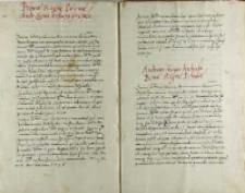 Andreas Cricius archiepiscopus Bonae reginae Poloniae, Łowicz 14.08.1536