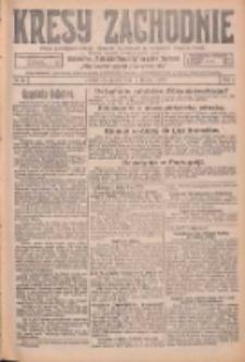 Kresy Zachodnie: pismo poświęcone obronie interesów narodowych na zachodnich ziemiach Polski 1926.02.05 R.4 Nr28