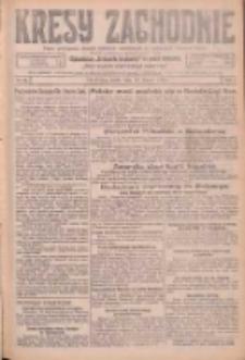 Kresy Zachodnie: pismo poświęcone obronie interesów narodowych na zachodnich ziemiach Polski 1926.02.10 R.4 Nr32