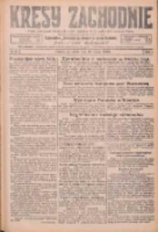 Kresy Zachodnie: pismo poświęcone obronie interesów narodowych na zachodnich ziemiach Polski 1926.02.13 R.4 Nr35