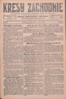 Kresy Zachodnie: pismo poświęcone obronie interesów narodowych na zachodnich ziemiach Polski 1926.03.02 R.4 Nr49
